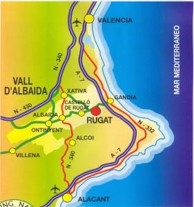 9 30 VALL D'ALBAIDA