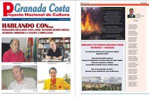 cartel en periodico junio
